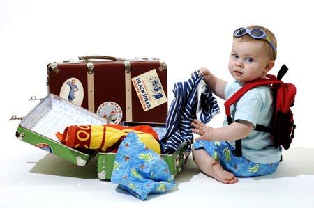 Passaporte para bebê
