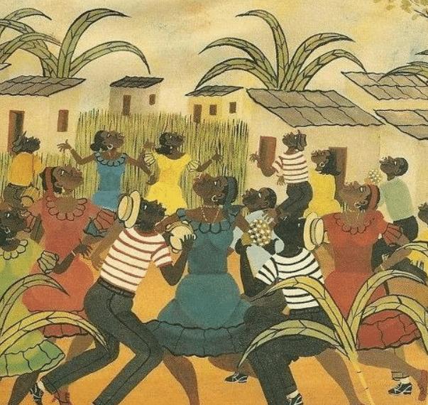 Por que samba tem esse nome