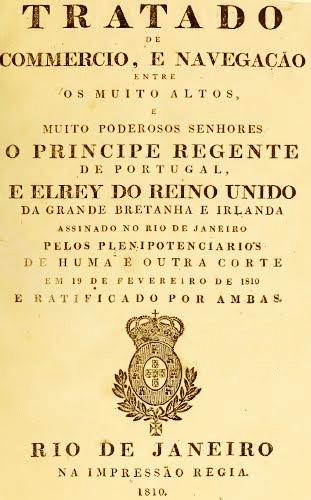 Tratado Anglo-Português de Comércio e Navegação