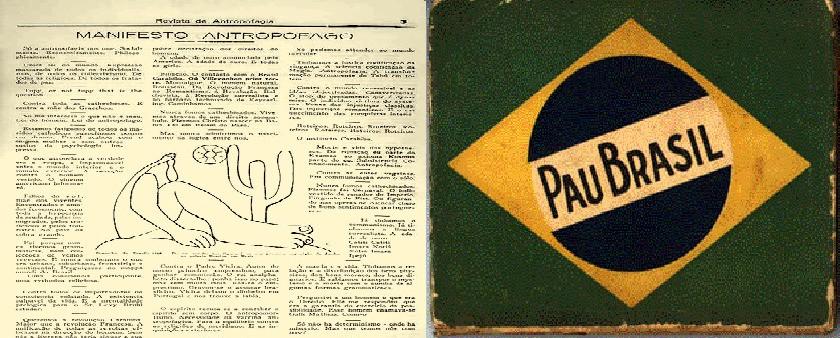 Manifesto da Poesia Pau Brasil