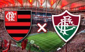 Imagem de Flamengo x Fluminense