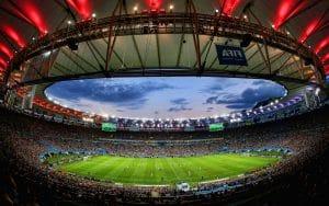 Imagem do Maracanã hoje